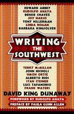 NEW Writing the Southwest by Sara L. Spurgeon and David King Dunaway Trade PB