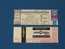 ELTON JOHN UNUSED CONCERT TICKET 6-19-99 PROVIDENCE CIVIC CTR VERY GD CONDITION
