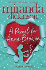 A Parcel for Anna Browne by Miranda Dickinson Paperback Book Books A10 LL167
