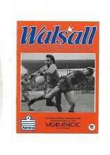 WALSALL V WIGAN ATHLETIC  2/04/1983 DIVISION 3 (7)