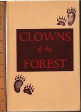 Clowns of the Forest by Esse OBrien 1948. Yellowstone Bears