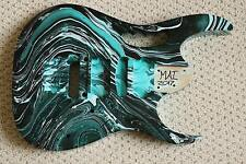 Ibanez  Replacement Swirl Body  - BASSWOOD - AANJ - Fits RG JEM - Blackheart