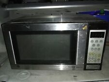 GE brand Stainless Steel Microwave Oven