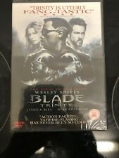 Blade Trinity (DVD, 2005)