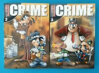 LTB Crime Band 2 + 3 ungelesen  1A abs. TOP