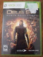 Deus Ex: Human Revolution (Microsoft Xbox 360, 2011)