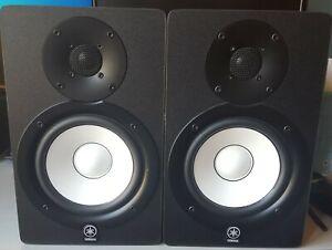 Yamaha HS50M  Black Active Studio Monitors (Pair)