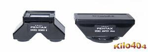 Pentax Stereo Adapter Set ✯ Stereo Viewer II ✯ TOP ✯ 49mm Filtergewinde ✯ Asahi