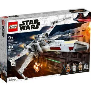 LEGO STAR WARS 75301 X-WING DI LUKE SKYWALKER GENNAIO 2021
