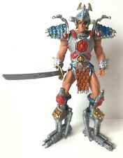 "Masters of the Universe - Mattel - 7"" Action Figure - Samurai He-Man - 2002 2001"