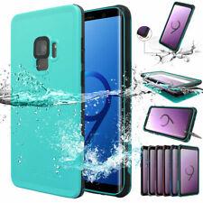 Waterproof Shockproof Case Complete Enclosing Samsung Galaxy S9 S7 S6 Edge Plus
