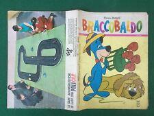 BRACCOBALDO n.7 Ed. Mondadori (1965) HANNA BARBERA Fumetto spillato Mensile