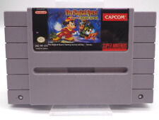 SNES juego-The Magical Quest Star anillo Mickey Mouse (módulo) (NTSC-US import)