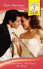Paper Marriages: Wife: Bought and Paid For / His Convenient Marriage / A Conveni