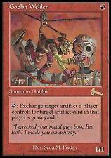 *MRM* FR Soudeur gobelin (Goblin Welder) MTG Urza's Legacy