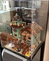 Display case for LEGO  Ideas Old Fishing Store 21310(Australia Top Rated Seller)