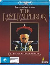 THE LAST EMPEROR (1987 Peter O'Toole) -  Blu Ray - Sealed Region B  for UK