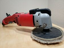 "MILWAUKEE Hevay Duty Polisher  No. 5460 7""/9"" Speed Control Made in U.S.A"
