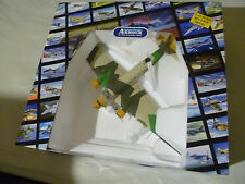 BOXED FRANKLIN MINT PLANE COLLECTION ARMOUR JU52-3M G3E AUXILLARY BOMBER B11E066