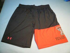 Under Armour Texas Tech Red Raiders Game Season 3XL BRAND NEW Shorts UA TX NWT