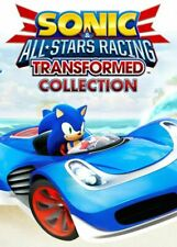 Sonic & All-Stars Racing Transformed Collection Region Free PC KEY (Steam)