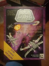 Star Wars X Wing Collectors Edition BIG BOX PC Cdrom game very good condition