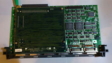 YASKAWA ELECTRIC MOTOMAN ROBOTICS CONTROL BOARD PCB JANCD-MSV01B W/ JANCD-MSV02