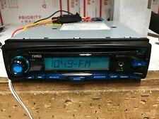 Naxa Auto Loading Compact Disc Player With Stereo AM/FM Radio Model NCA-671
