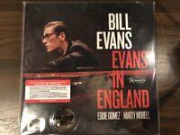 Bill Evans in England Live at Ronnie Scott's RSD Vinyl 2 LP Brand New Resonance