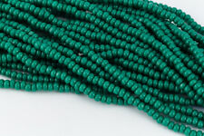 13/0 Forest Green Charlotte Cut Seed Bead (Hank) #CSS058