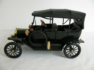 Franklin Mint Precision Models 1/16 Scale Die-Cast 1913 Ford Model T Touring EX