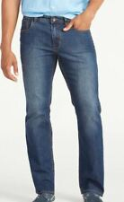 Tommy Bahama BT115499 Sorrento Dark Wash Straight Leg Jeans Big & Tall 40/36