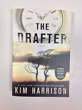 NEW  SIGNED   KIM HARRISON  The Drafter   ARC   Advance Reader Copy