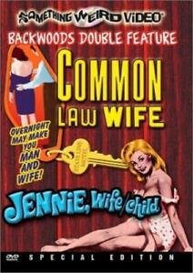Common Law Wife / Jennie, Wife/Child (DVD,1940) (imed1616d)