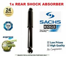 1x SACHS BOGE Rear Axle SHOCK ABSORBER for MAZDA DEMIO 1.5 16V 2000-2003