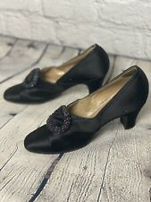 Antique 1920's Witchy Heels Tiny Size Perfect For Halloween Display