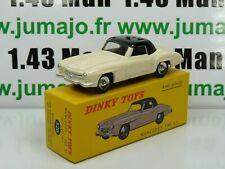 DT39E Voiture réédition DINKY TOYS atlas : 526 Mercedes 190 SL UK