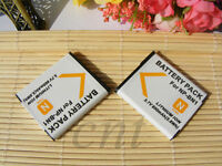 2PACK Camera Battery NP-BN1 for SONY CYBER-SHOT DSC-W810 20.1 MP DIGITAL CAMERA