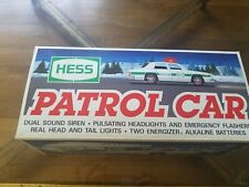1993 HESS PATROL CAR NEW IN BOX EXCELLENT CONDITION New In Box