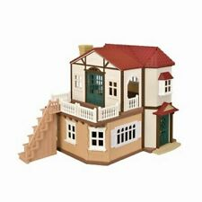 Sylvanian Families BIG HOUSE WITH RED ROOF CLASSIC COLOR Japan Calico Critters