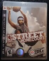 Street Homecourt Ps3 Playstation 3 Complete Tested Rare Video Game EA
