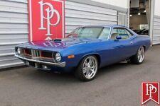 """1972 Plymouth Barracuda """"Hemi 'cuda RestoMod"""""""