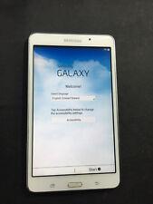 Samsung Galaxy Tab 4 8GB SM-T230 7 inch White BAD WIFI