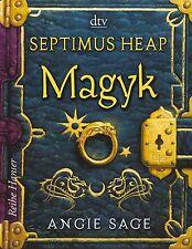 ANGIE SAGE____SEPTIMUS HEAP_____MAGYK