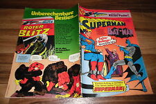 SUPERMAN / BATMAN  # 7 vom 26.3.1977