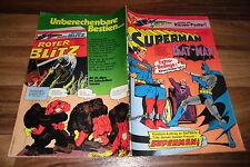 SUPERMAN / BATMAN  # 7 vom 26.3.1977