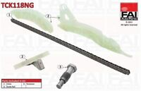 FAI Timing Chain Kit TCK118NG  - BRAND NEW - GENUINE - 5 YEAR WARRANTY