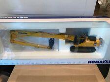 8011 Komatsu PC450LC Long Boom 1:50 Universal Hobbies