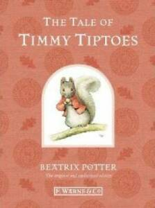 Tale Of Timmy Tiptoes, The (book 12) - Hardcover - GOOD