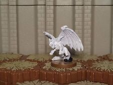 White Wyrmling - Heroscape- Wave 12/D2 - Warriors Eberron - Free Ship Available